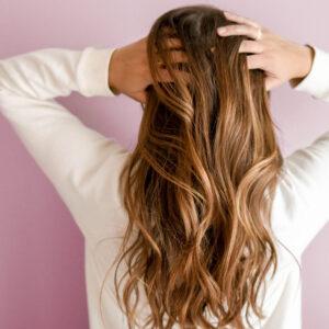 Perte de cheveux post partum