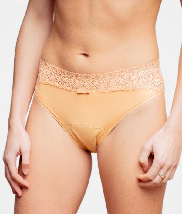 Culotte menstruelle Oslo Colors Peach