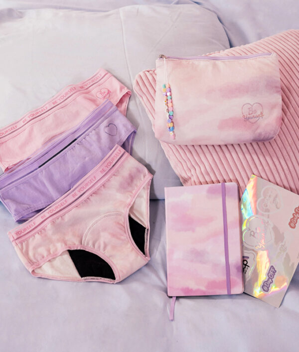 culottes menstruelles adolescentes