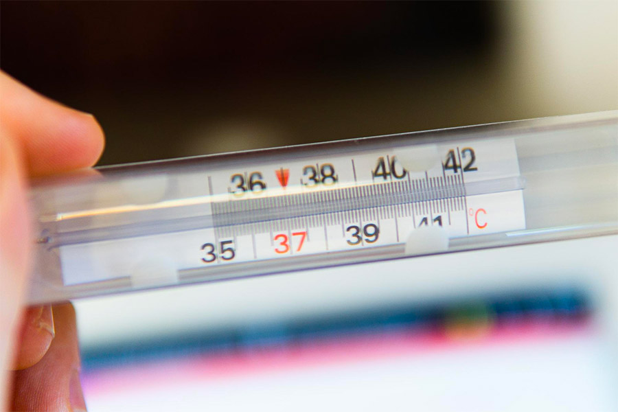 Tomar la temperatura basal cada mañana